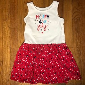 Fourth of July dress 💙❤️🇺🇸
